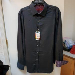 Mens XL Robert Graham Shirt